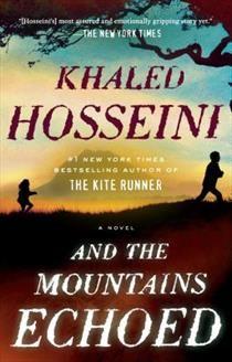 And the Mountains Echoed...'14... Turist #bog#bøger#books#novel#roman#reading
