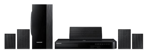 Samsung HT-J4100 Blu-Ray Home Theater System Review
