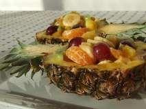 Rețetă Salata de fructe in ananas