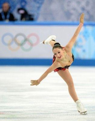 Figure Skating Ladies Free Program/ Elene Gedevanishvili