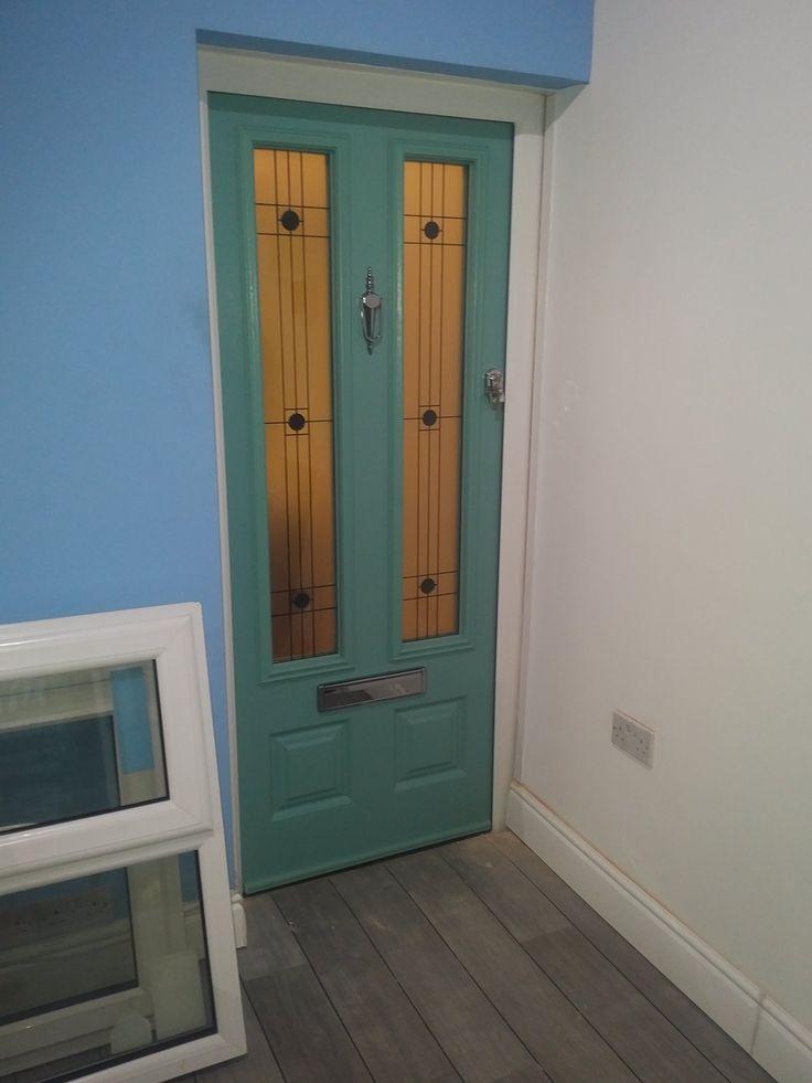 Brighten up your home with an eye-catching Turquoise Pastel composite door. Design your dream door here; http://design.endurancedoors.co.uk/