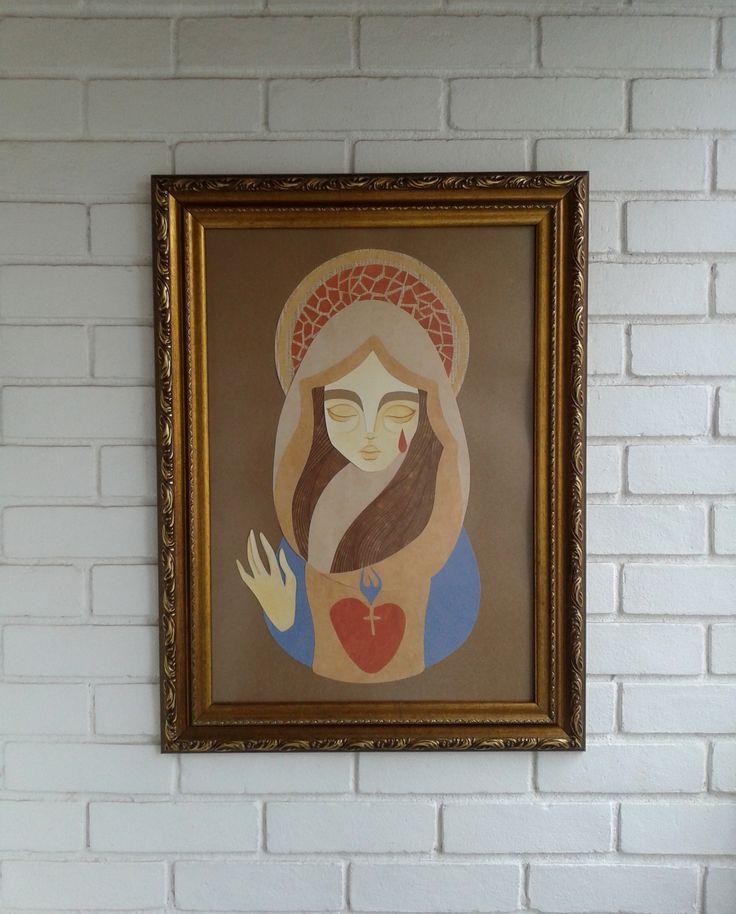 Juliana Fusco I Virgem Maria