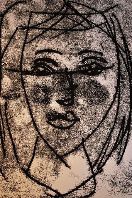 Paul Klee monoprint1