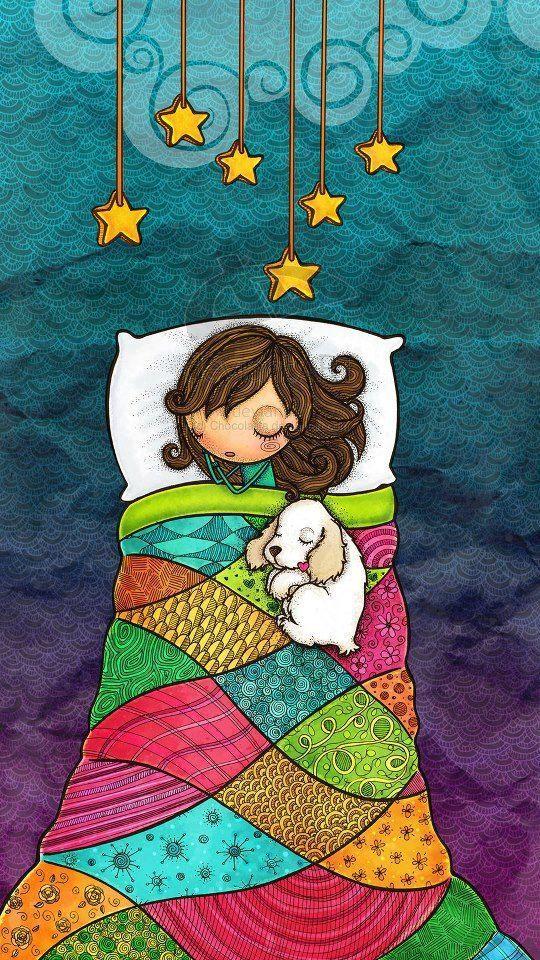 ✔. Good Night!   (no words)