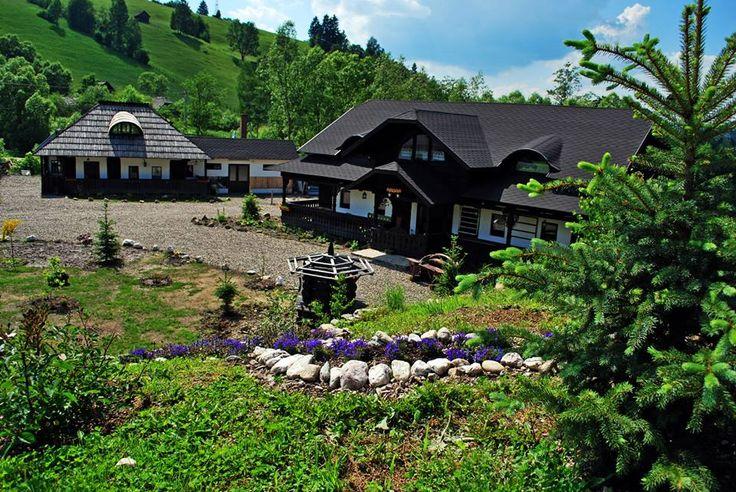 Folk-chic  accommodation in Romania, Bucovina - Casa Poveste
