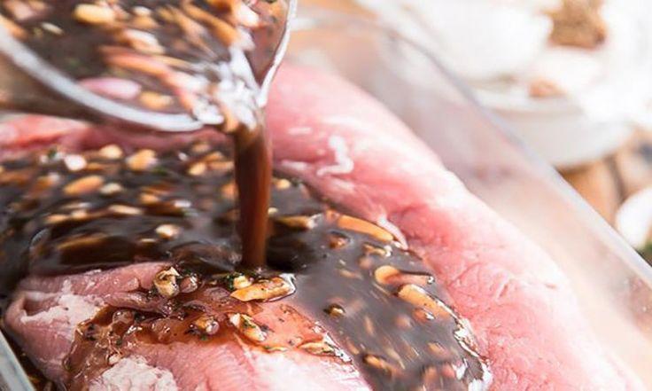 Marinade pour filet de porc à l'érable et au balsamique... y'a pas de meilleure façon de faire!