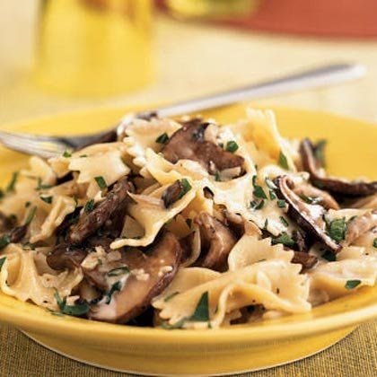 Σάλτσα μανιταριών για ζυμαρικά: Η τέλεια συνταγή