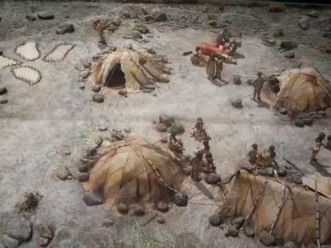 les hommes préhistoriques pascal genneret.wmv
