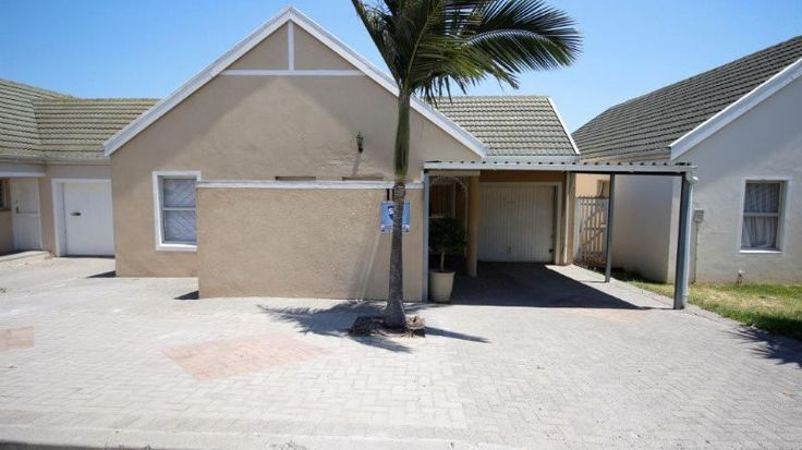 Home features:*Two bedrooms*En-suite, family bathrooms and guest toilet*Single garage, with parking spots*Family room*Dinning room*Open plan kitchen*Plus a scullery*Braai room*Pool*Cover-patioErf size: ±240 m² Building size: ±120 m²Contact Marietjie 084 3333 244