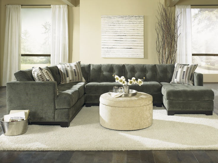 Landon Sectional Multiple Configurations Available