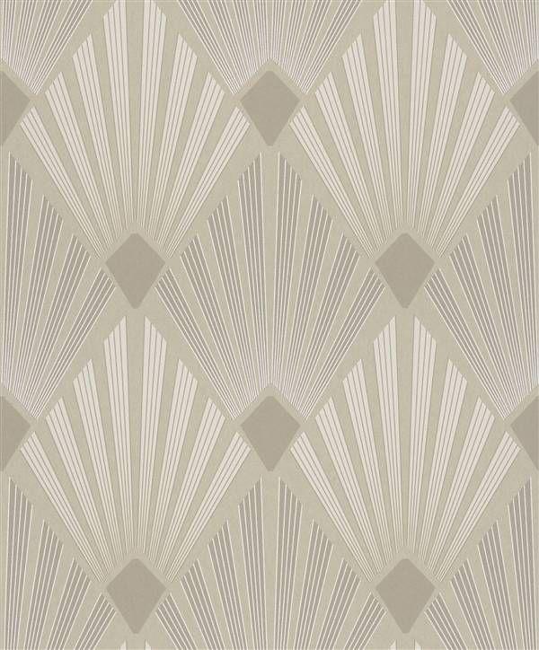 Brian Yates Gatsby Wallpaper Gat301 Trend Art Deco