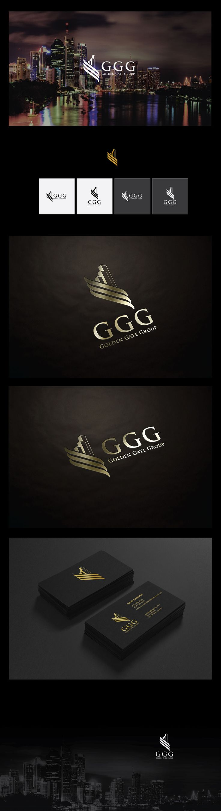 Real estate logo design.