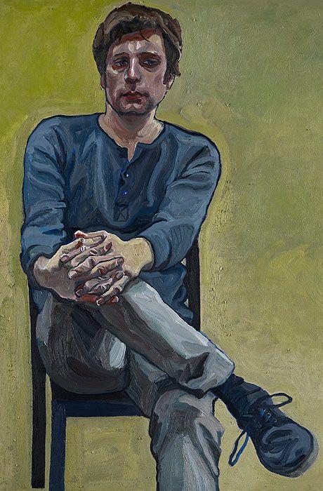 Painting+of+the+artist's+son+wins+BP+portrait+award+for+Susanne+du+Toit