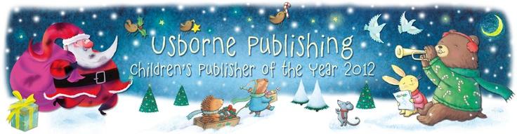 Usborne Children's Publisher of the Year 2012