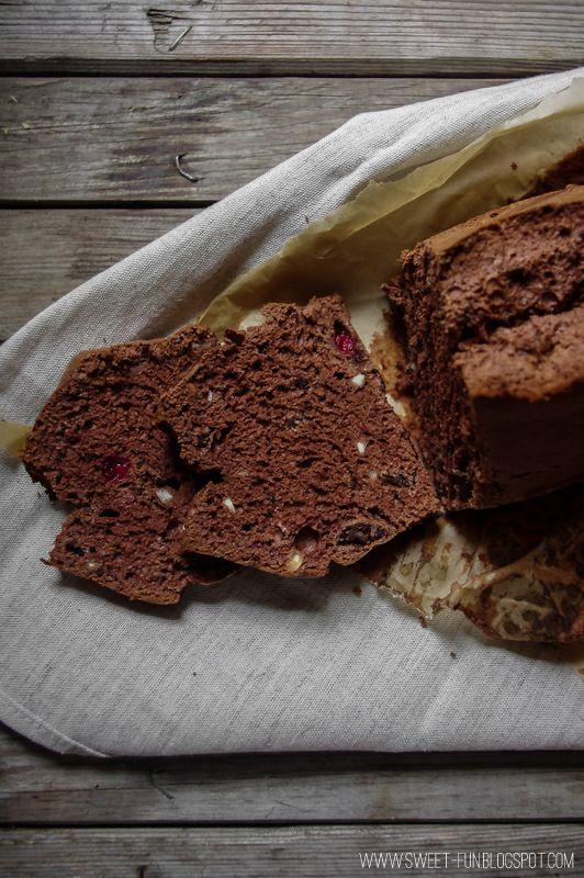 Świąteczne ciasto z białek