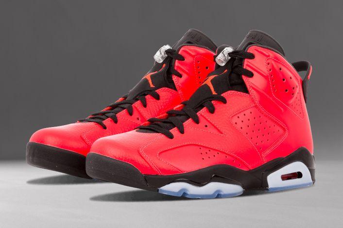 Air Jordan 6 Infrared 23 Toro 384664 623 Release Date Sbd Air Jordans Jordan 6 Sneakers