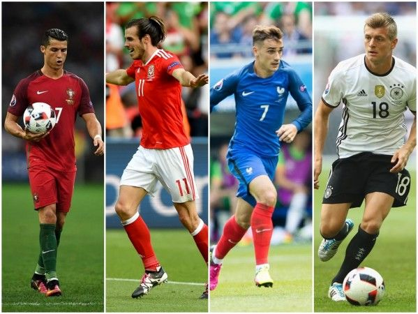 Lộ diện ứng viên Quả bóng vàng FIFA 2016?