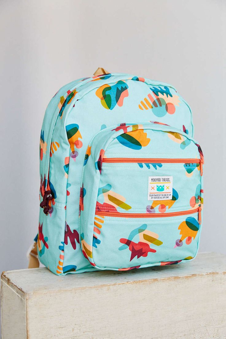 Mokuyobi Threads Big Pocket Backpack - Urban Outfitters