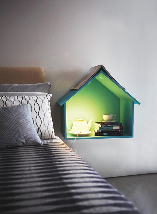 Blog: Alternatives To The Conventional Bedside Table | Home & Decor Singapore on HomeandDecor.com.sg