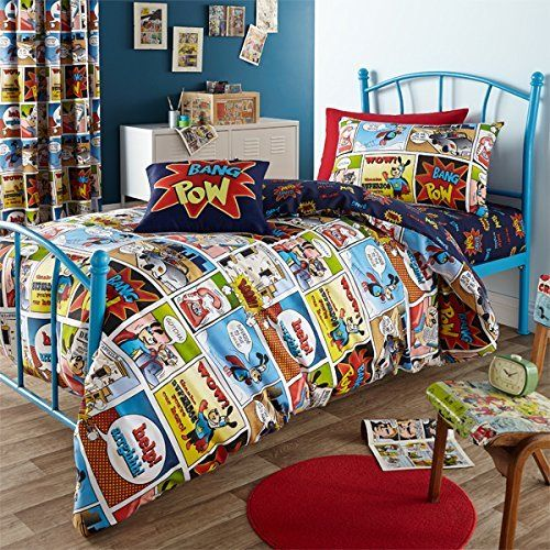 Catherine Lansfield Kids Girls Boys Tape Top Pair Fully: Best 25+ Comic Themed Room Ideas On Pinterest