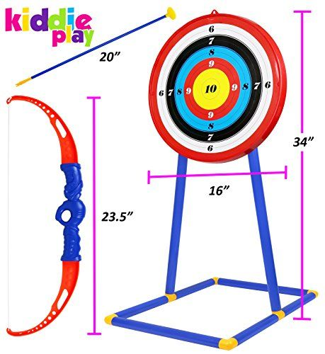 Nice Top 10 Best Archery Sets For Kids - Top Reviews