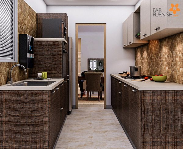 parallel kitchen if the kitchen s design is elongated a parallel