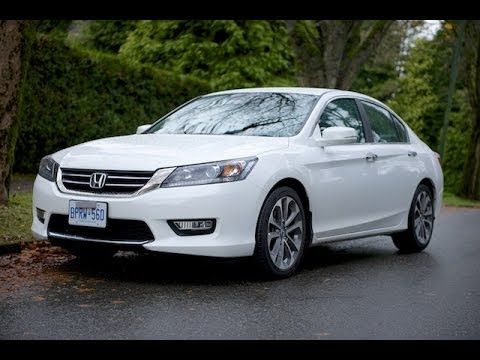 2013 Honda Accord review - YouTube