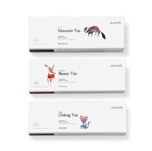 Collection: 15 Wonderful Watercolor Package Designs via @The Dieline