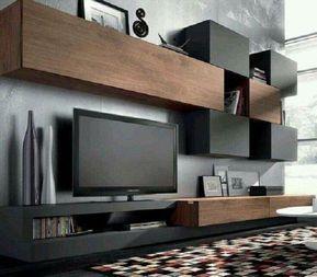 50 Inspirational TV Wall Ideas 48