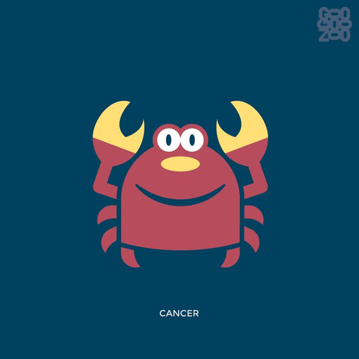 GooGooZodiac: Cancer  22 June – 22 July