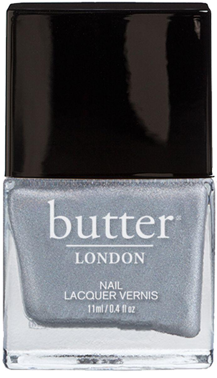 Grey Nail Polish - Dodgy Barnett : butter LONDON love this one