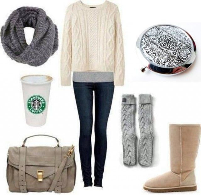 35 Chic & Comfortable Winter Outfit Ideas for 2019