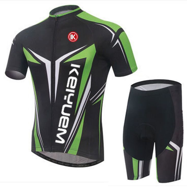 ==> [Free Shipping] Buy Best 2017 Summer Men's Cycling Jersey Black Biker Outfit Sets Bike Bicycle Racing Clothing Short Sleeve Cycling Uniformes Ciclismo Online with LOWEST Price | 32725690660