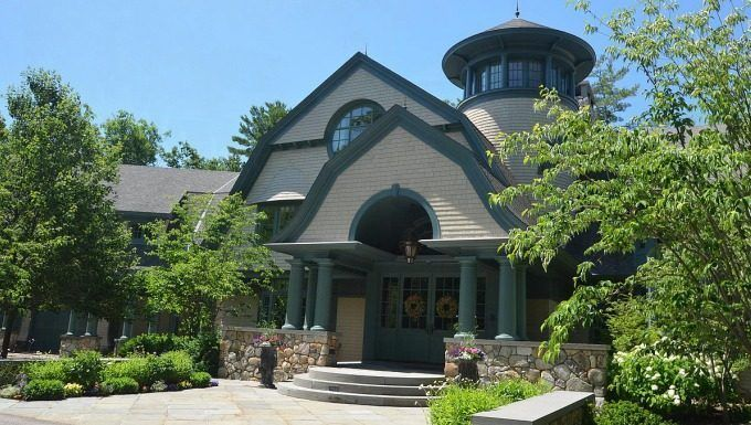 10 Best Roof Turrets Images On Pinterest Dream Houses