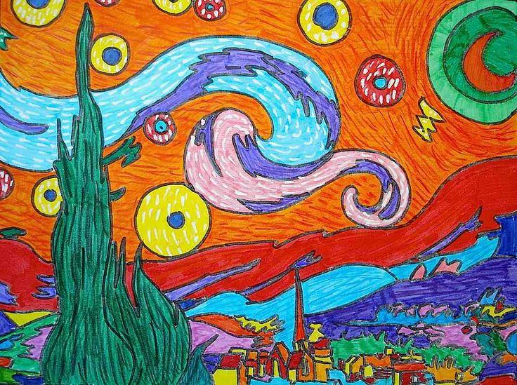 Questi due artisti straordinari ci hanno fatto capire quanto potenti possono essere i colori, quali sentimenti possono raccontare, quali emo...