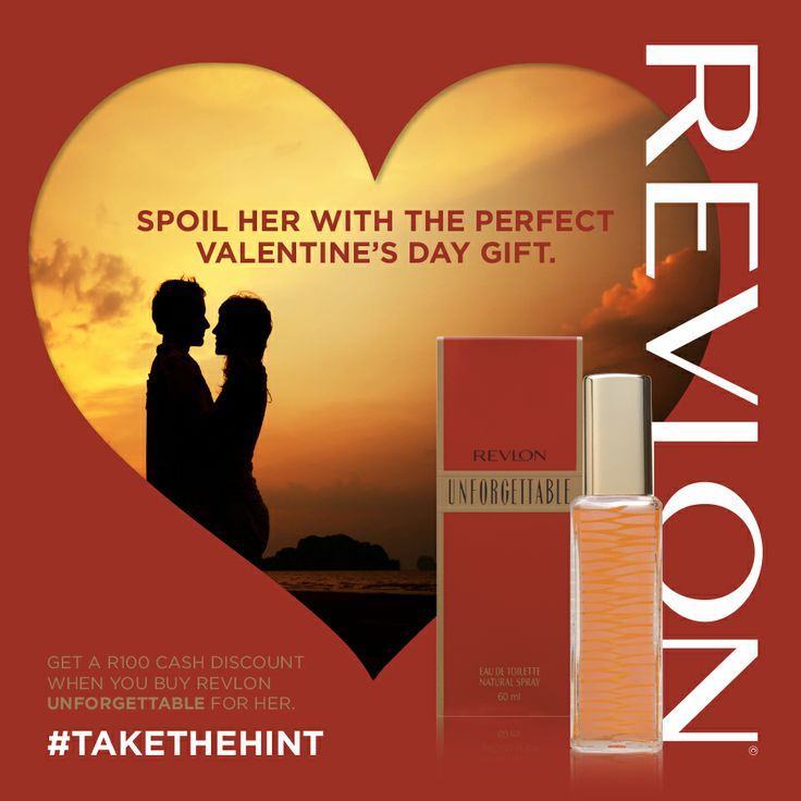 WIN R500 towards your dream Valentine's date. Visit http://on.fb.me/1aOkHpb for details. #takethehint #Revlon #Valentines