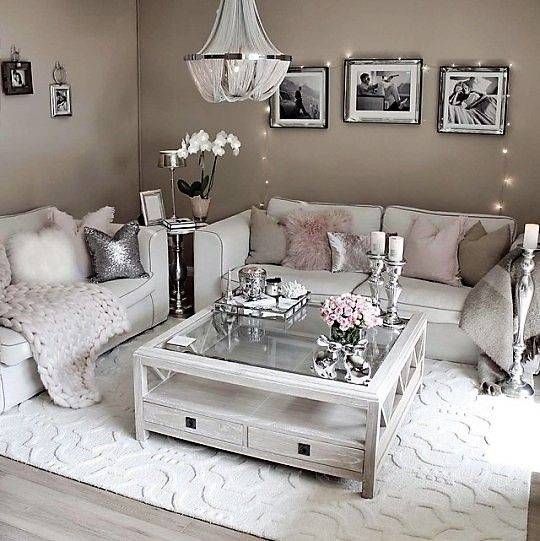Groovy Pin By Mary Stucky On Apartment Ideas In 2019 Glam Living Download Free Architecture Designs Grimeyleaguecom
