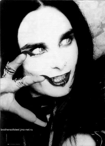 Dani filth |Cradle of filth <3