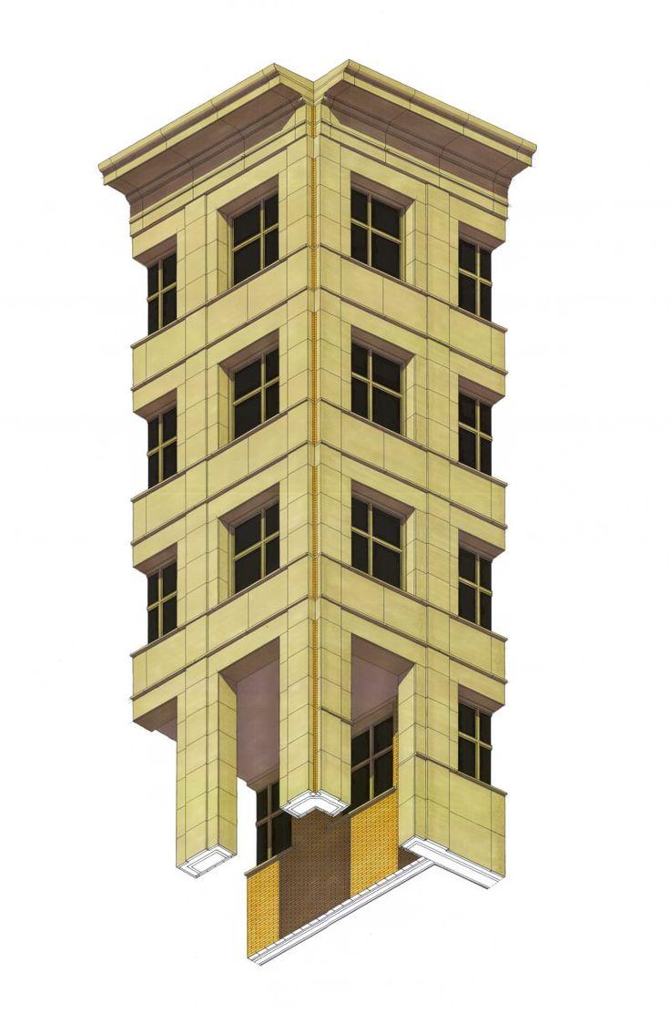 Oltre 25 fantastiche idee su architettura residenziale su for Architettura case