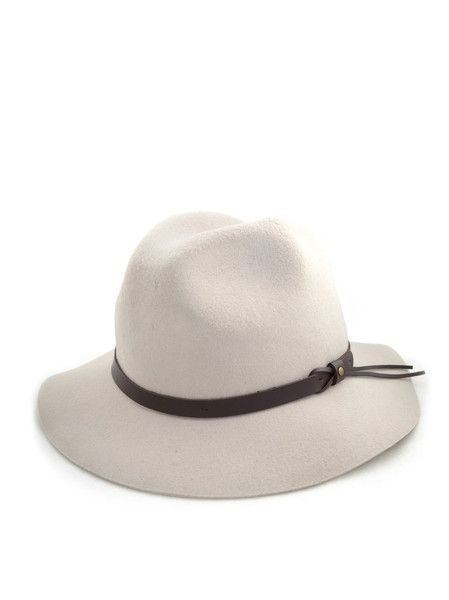 ROC EYEWEAR - Wool Hat - Roc Eyewear - Beige $79.90