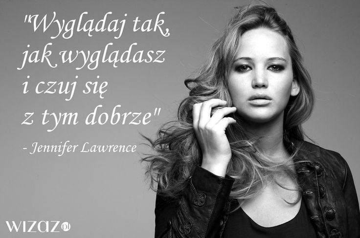 Cytat Jennifer Lawrence