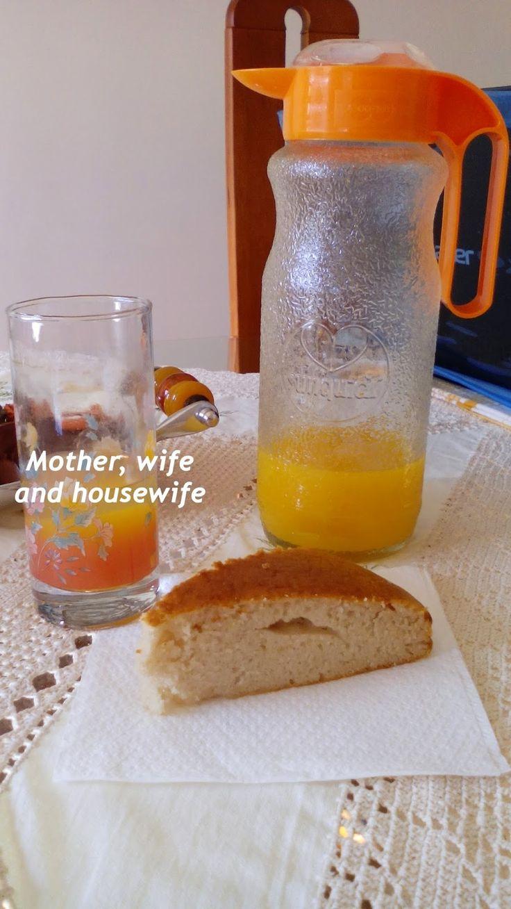 Pequeno-almoço...