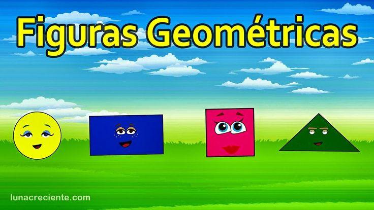 La Canción de las Figuras Geométricas - Ronda Infantil - Videos para ni...
