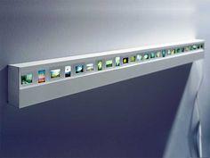Fancy - Slide Light. A way to use those old slides….
