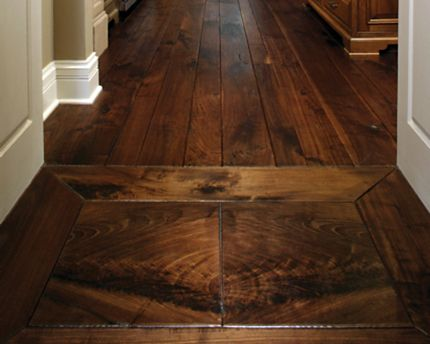 Do customers really want a glossy floor, or do they want depth and clarity  like you can see in this floor? (Courtesy of Apex Wood Floors) - 7 Best Bona On The Court Images On Pinterest Hardwood Floor, The