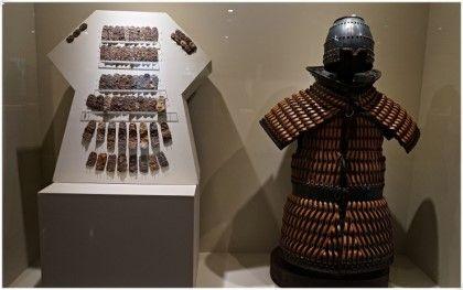 Proto-Three Kingdoms of Korea Scale armor