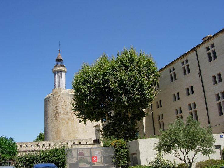 Aigues-Mortes, la tour de Constance