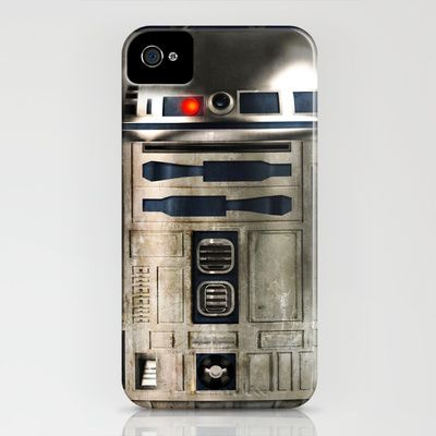 R2-D2 iPhone & iPod Case. Dept I'd need it for an android phone (hehe....get it?). No but really. I'll never own an iPhone