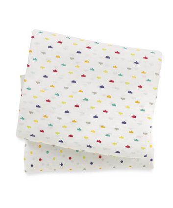 Mothercare I Love Sunshine Ed Cot Bed Sheets 2 Pack