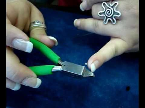"""How to Crimp & Different Crimping Tools - YouTube/ green """"magic crimping tool"""""""